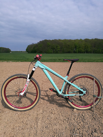 Nukeproof Scout 27.5