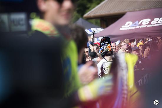 Troy Brosnan war schnell unterwegs und am Ende glücklich mit seinem 6. Platz