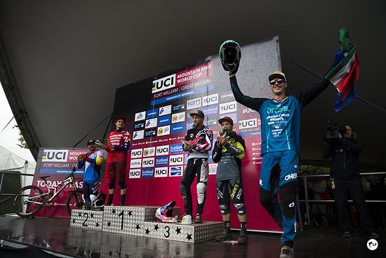 Der Sieger: Greg Minnaar