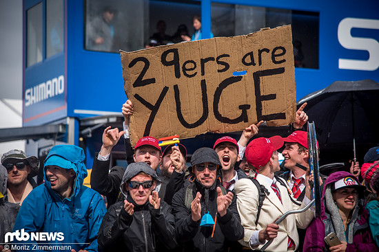 29ers are YUGE!
