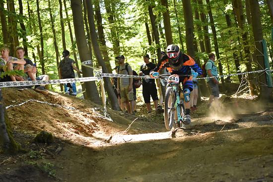 Seedingrun IXS German Downhill Cup Winterberg