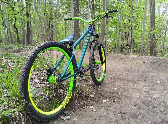 NS Bikes Suburban Dirt