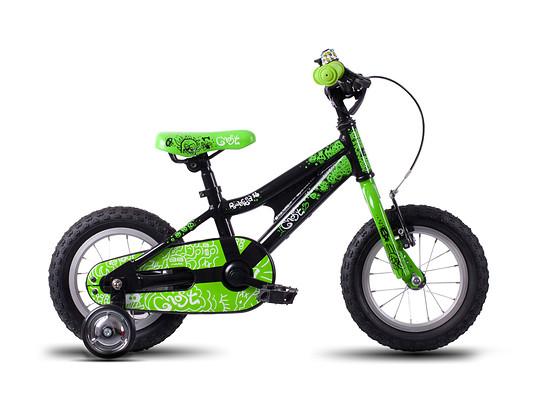 Mein neues Fahrrad, ganzer Stolz