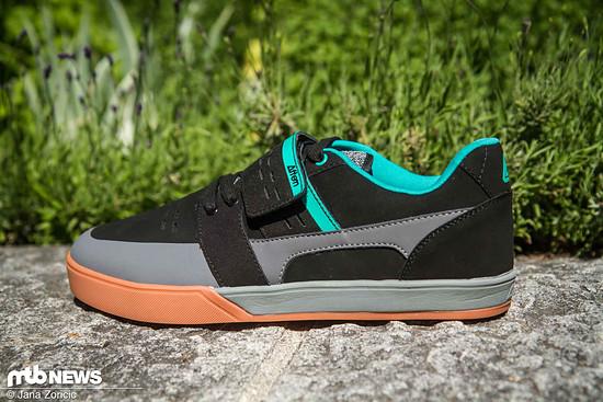 Straßentauglicher Klick-Schuh
