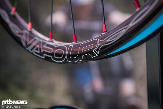 Die Trail-Variante des Vapour-Laufradsatzes hat sich zum Verkaufsschlager entwickelt