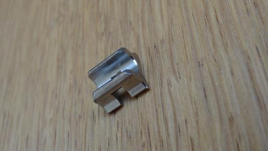 004 Paragon CS0111 Titanium Single