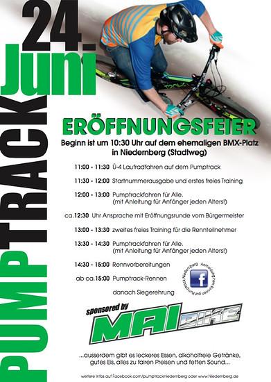 Pumptrack Niedernberg