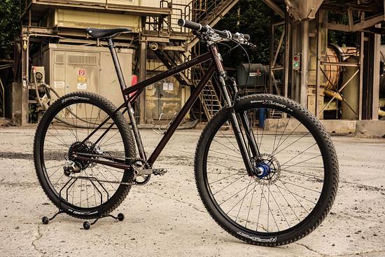 Das Julie Racing Design Custom Bike von IBC-User singletrailer67