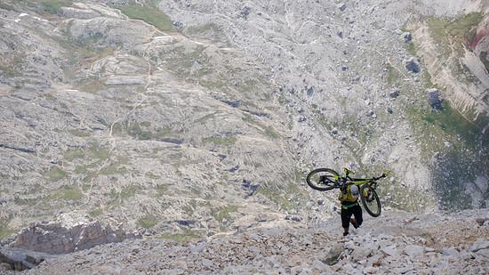 Bergauf eher nicht fahrbar