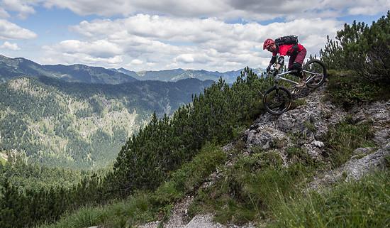 Stolperei in den Bayrischen Alpen