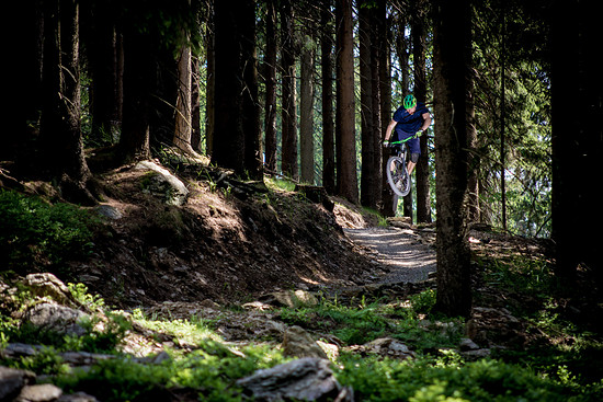 klinovec - rubin trail
