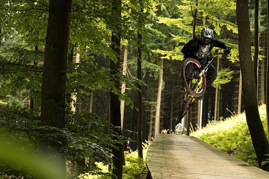 Back on Bike!