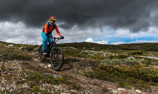 Women Fjell Ride