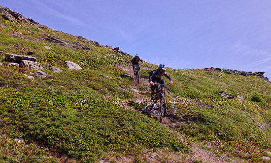 La Thuile, Superkappa Trail