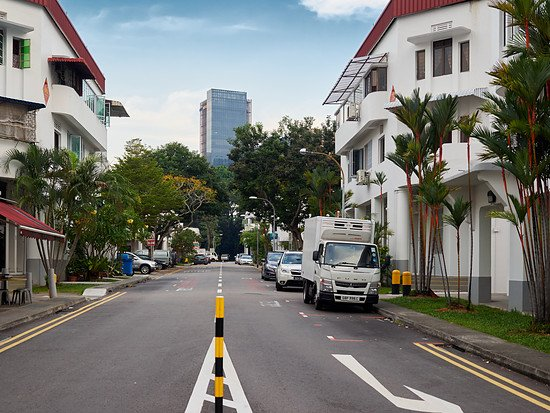 SIT Flats in Tiong Bahru