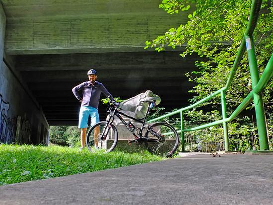 An der Froschbrücke …