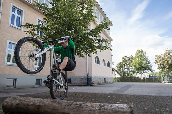 Fahrtechnik Session in Freiburg