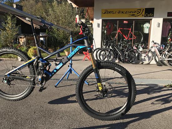 2.6 Reifen auf Roval Traverse SL