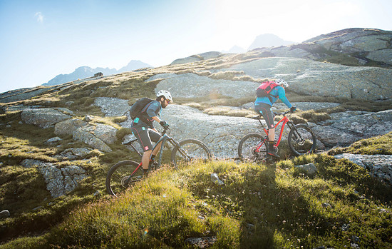 Von Tour bis Enduro, unter den 4 neuen Votec Bikes soll sich das passende finden