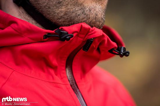 Das flexible 4way_Stretch-Material trägt sich sehr angenehm und schmeichelt der Haut