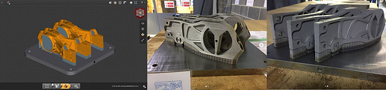 Bei Sick Heathen kommen unter anderem 3D Druck-Verfahren zum Einsatz.