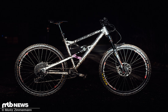 Bike vorher
