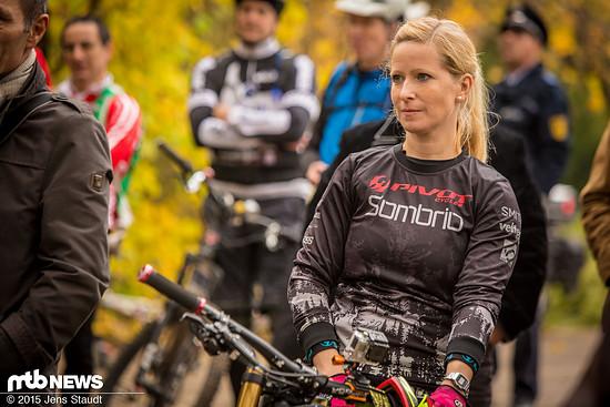 Katrin Karkhof ist schon seit mehreren Jahren für Pivot unterwegs