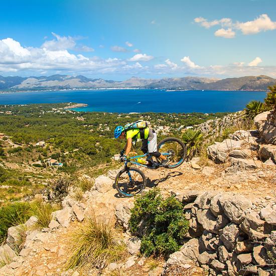 Spitzkehrenfun auf Mallorca