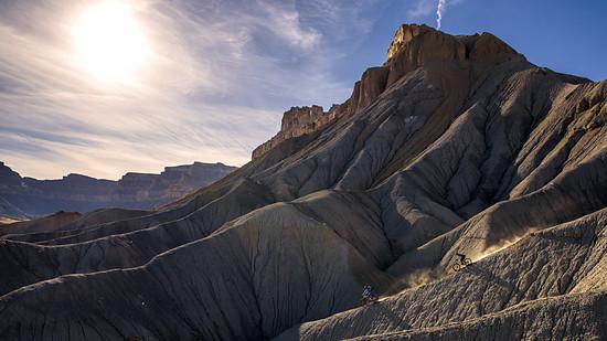 Dusty Ridges