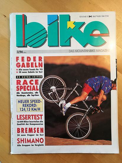 Bike 3/94