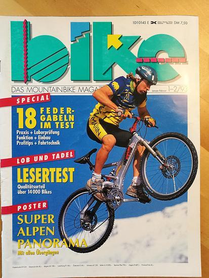 Bike 1-2/93