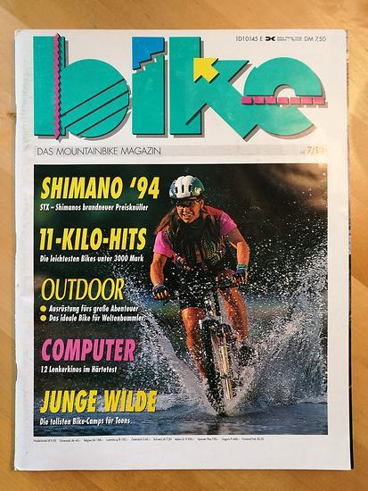 Bike 7/93