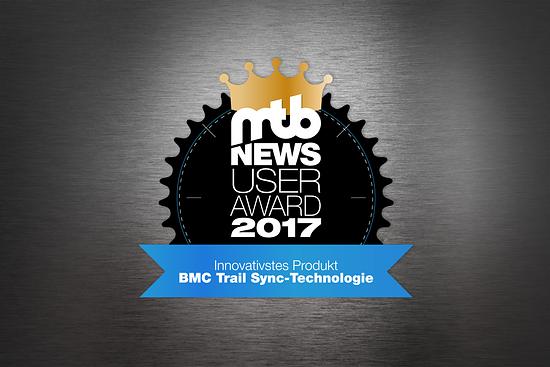 feature bronze innovativstes produkt-bronze-bmc trail sync-technologie