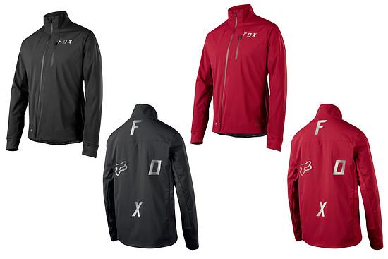 Die Fox Attack Pro Fire Jacke ist wie gemacht für eiskalte Temperaturen