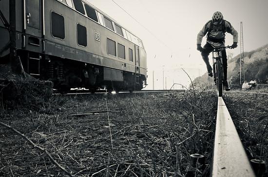 Bahnradfahrer