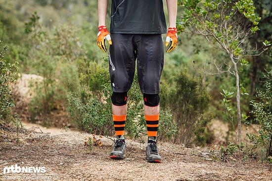 Die 100% Celium Shorts kostet 139,00 € und ist in drei Farben sowie sechs verschiedenen Größen verfügbar.
