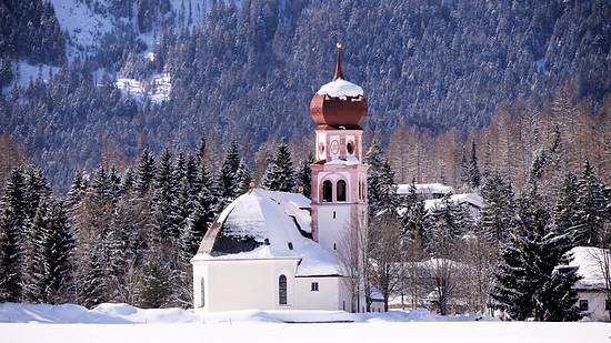 Kirchplatzl Leutasch