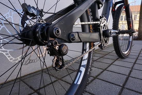 SB One Bikeparts Kettenspanner