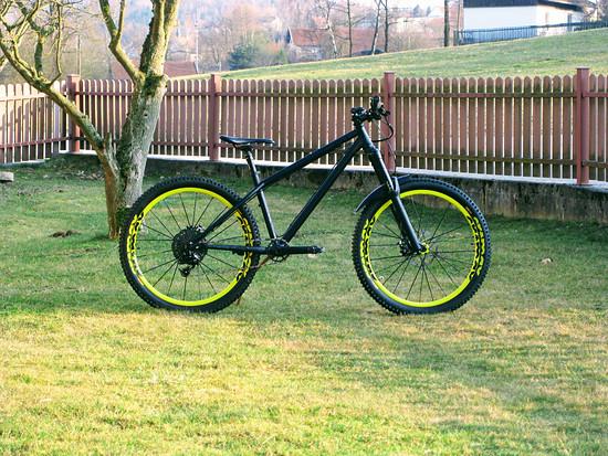 NS Bikes Surge Evo