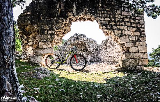 Das Scott Spark RC 900 World Cup zählt zur absoluten Spitzengruppe der XC-Bikes