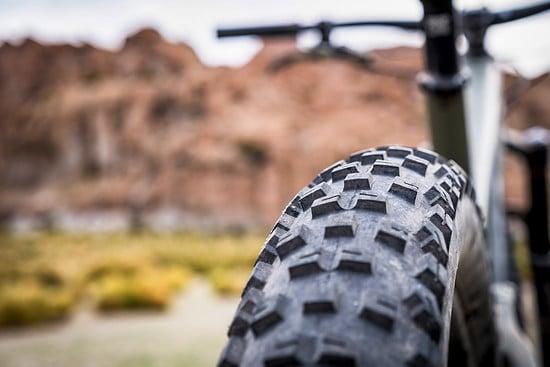 Der Bontrager XR4-Reifen wurde neu entwickelt …