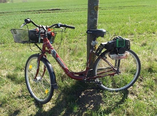 Kein E- sondern ein B-Bike