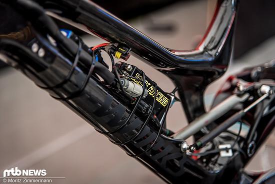 … wir sind uns sicher, dass Loïc auch in Lošinj einige Fahrten auf diesem speziell präparierten Rad unternehmen wird.