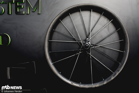 Beeindruckende Konstruktion: Das Syncros Silverton SL Laufrad