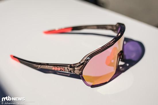 Die neue Brille gibt es in verschiedenen Konfigurationen und Linsen-Optionen