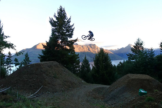 Christoph Hartinger – Dreamtrack Queenstown, NZ