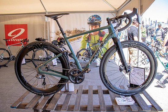 NINER MCR 9 RDO gravel bike 2019