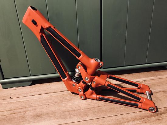 Laufrad Rahmen No.2