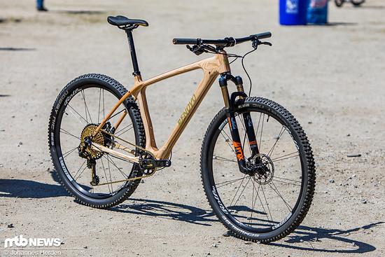 Die im eigenen Artikel vorgestellten Holzbikes von Renovo gehlörten ebenfalls zu den Highlights der Messe