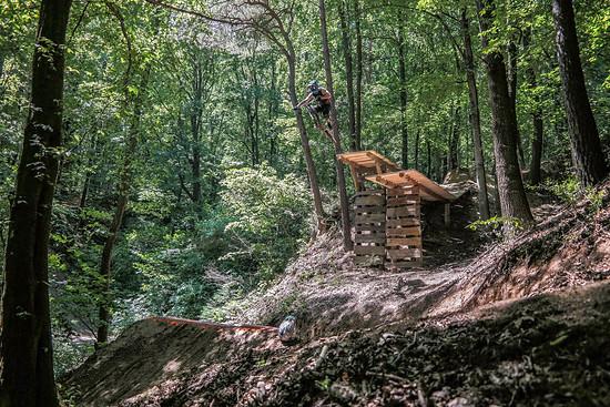 Freeride in Kalnica (SK) Rider: Konrad(Fiaskoracingcrew)